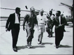 Picture from left to right: Donald 'Deke' Slayton, Alan Shepard, John Glen and Virgil I. Grissom.