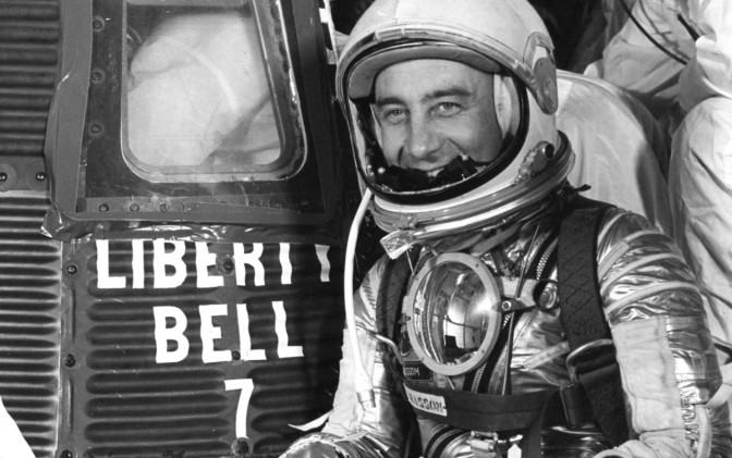 Virgil Grissom and Liberty Bell 7.