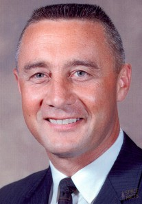 Official NASA portrait of Virgil I. Grissom. Image Courtesy of NASA.