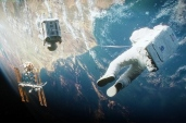 Escaping to the ISS