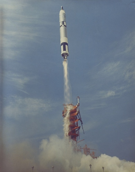 Launch of Gemini 8.