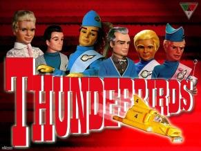 Thunderbirds principal characters