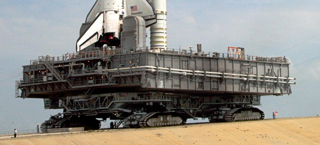 Space Shuttle Transporter - Pics about space