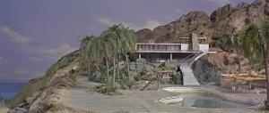 Tracy Island Villa.