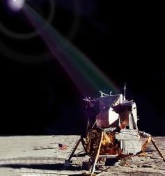Lunar Module 'Antares'