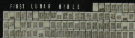 """""""First Lunar Bible"""""""